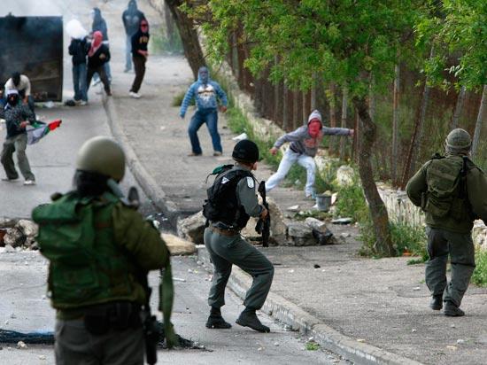 מהומות בירושלים / צלם: רויטרס